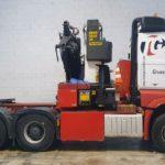 Tractora grúa MERCEDES BENZ 3363