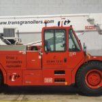 Grúa industrial ORMIG 33 TM