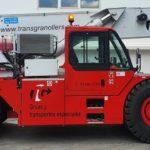 Grúa industrial ORMIG 55 TM