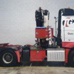 Tractora grúa MERCEDES BENZ 2651