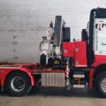 Tractora grúa MERCEDES BENZ 4063