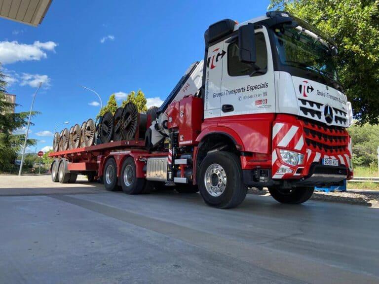 Servicio de transporte Transgranollers
