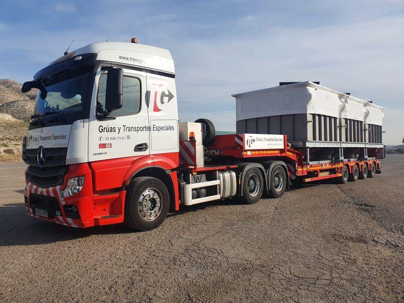 transportes de maquinaria pesada galicia