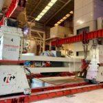 Verticalización y movimiento de maquinaria para el sector de la cerámica