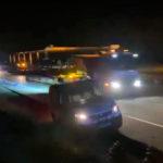 Transporte especial nocturno de Transgranollers